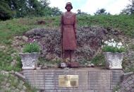 Standbeeld van de soldaat