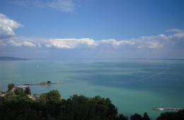 Balatonmeer bij Tihany