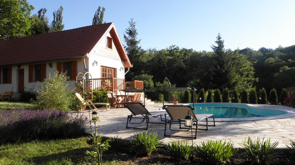 Villa Spa met zwembad