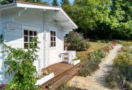 Onze eigen Finse sauna