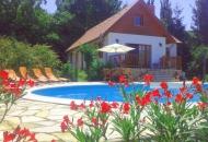 Villa Spa met Oleanders