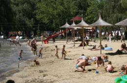 Varosi-strand Keszthely